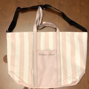 NWT Victoria Secret weekender bag
